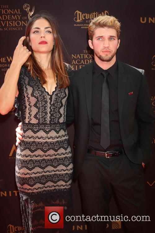 Kelly Thiebaud and Bryan Craig 1