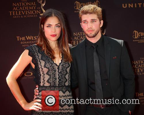 Kelly Thiebaud and Bryan Craig 2