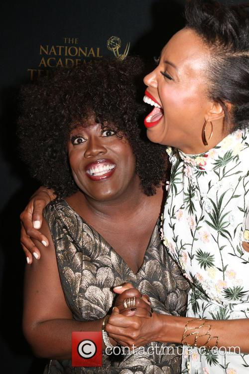 Sheryl Underwood and Aisha Tyler 1