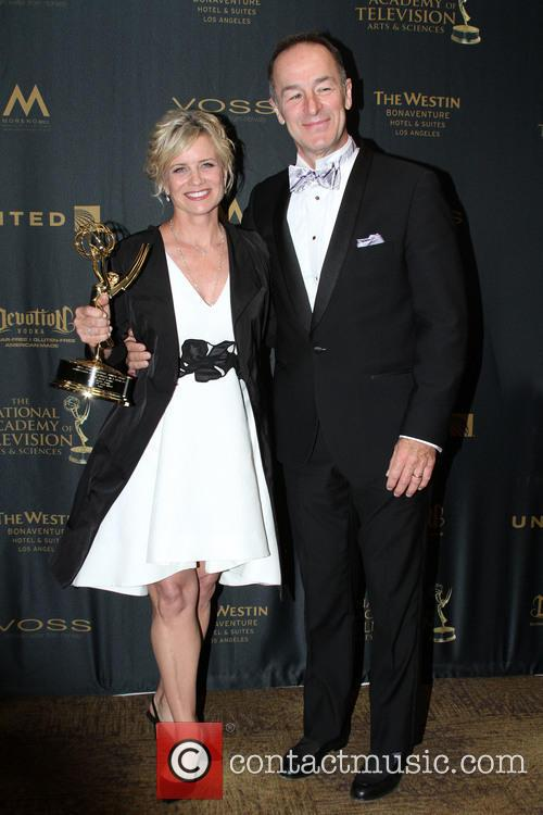 Mary Beth Evans and Husband Dr. Michael Schwartz 6