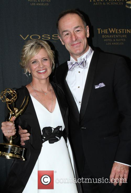 Mary Beth Evans and Husband Dr. Michael Schwartz 7