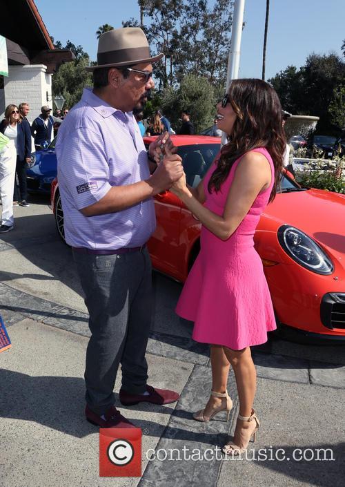 George Lopez and Eva Longoria 5