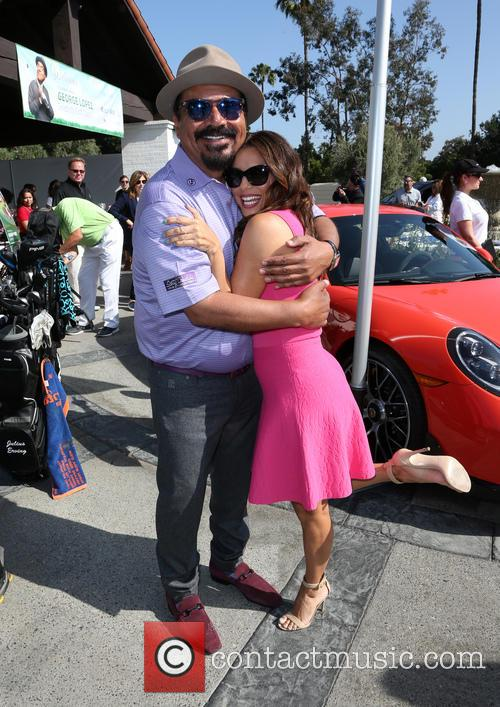 George Lopez and Eva Longoria 9