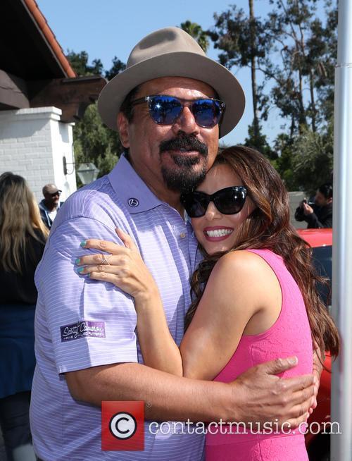 George Lopez and Eva Longoria 10