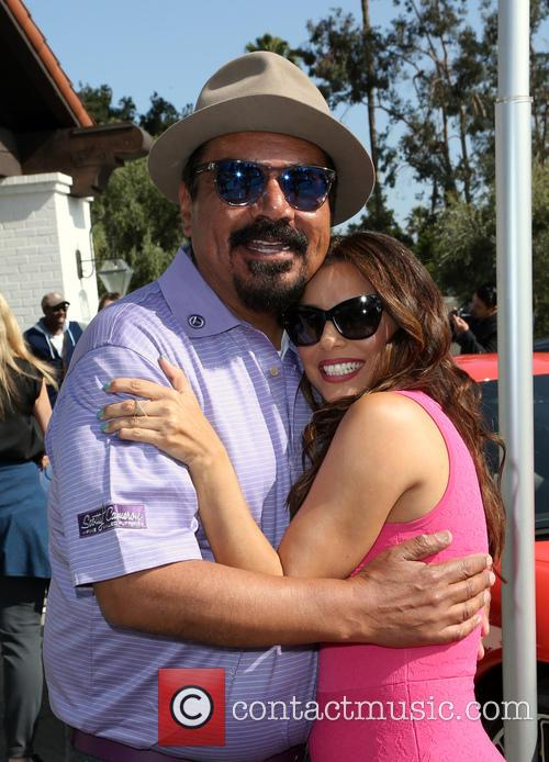 George Lopez and Eva Longoria 11