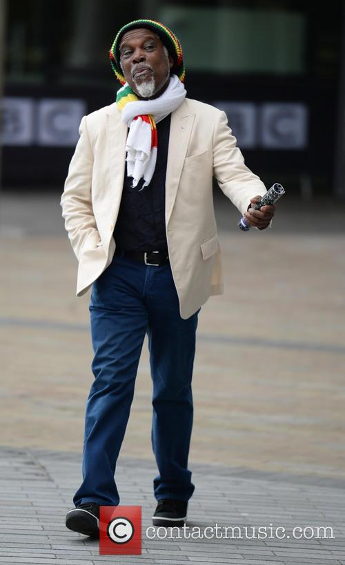 Billy Ocean leaves the BBC Breakfast studios