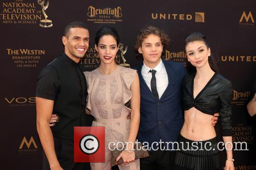 Kyler Pettis, Vivian Jovanni, James Lastovic and Paige Searcy 1