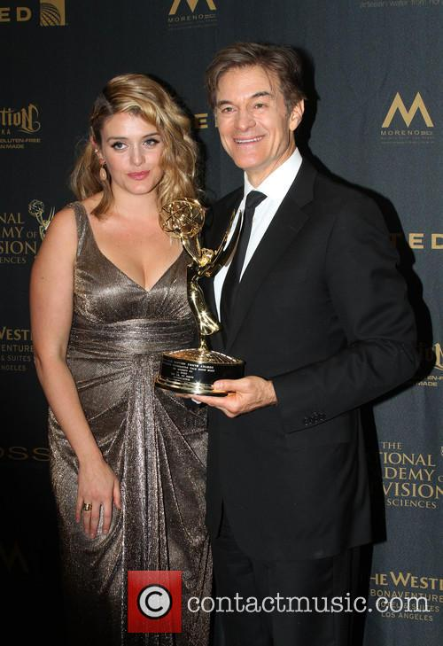 Dr. Mehmet Oz and Daughter Daphne Oz 2