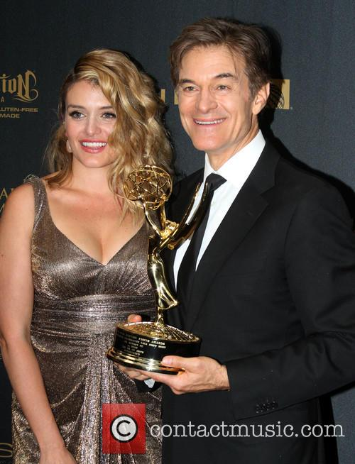 Dr. Mehmet Oz and Daughter Daphne Oz 4