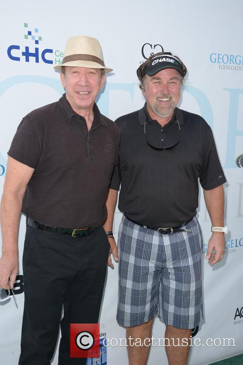 Tim Allen and Richard Karn 3