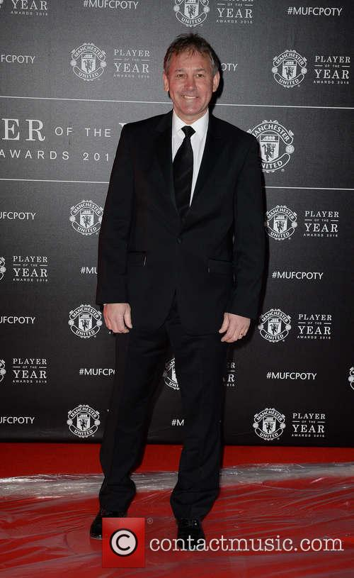 Manchester United and Bryan Robson Obe 1