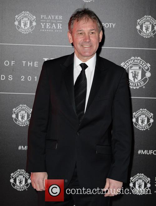 Manchester United and Bryan Robson Obe 2