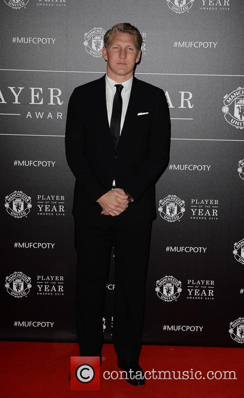 Manchester United and Bastian Shweinsteiger 9