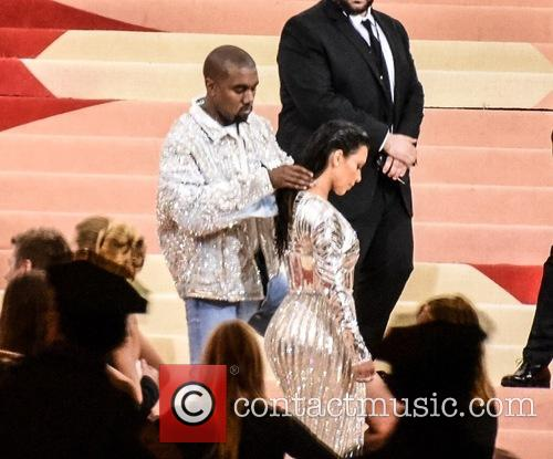 Kanye West and Kim Kardashian 4