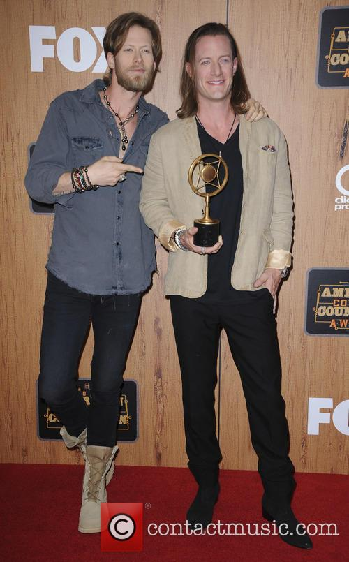Tyler Hubbard and Brian Kelley 1