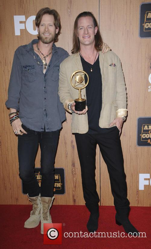 Tyler Hubbard and Brian Kelley 2