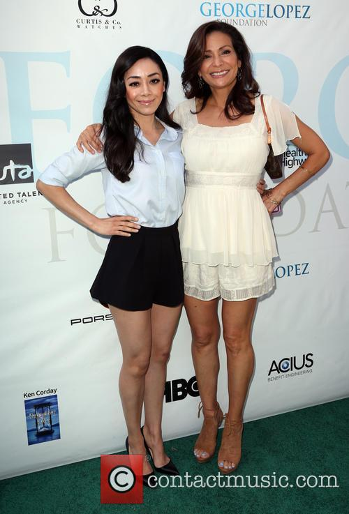 Aimee Garcia and Constance Marie 3