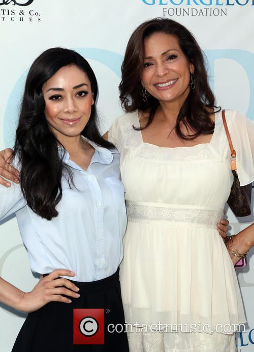 Aimee Garcia and Constance Marie 4