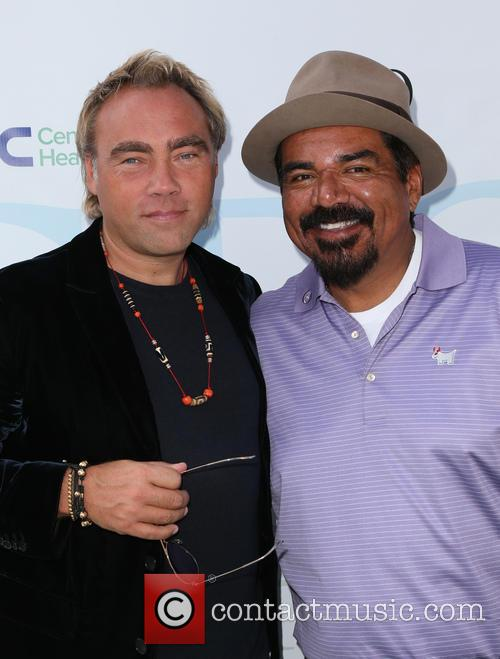 Johan Ernst Nilson and George Lopez 3