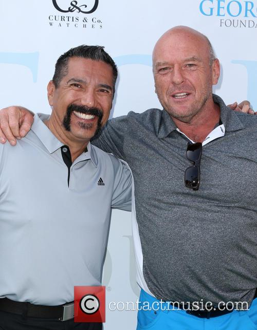 Steven Michael Quezada and Dean Norris 2