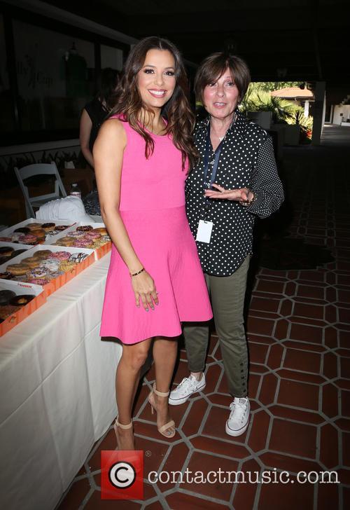 Eva Longoria and Guest 1