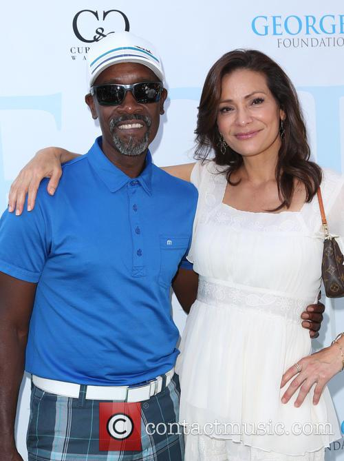 Don Cheadle and Constance Marie 5