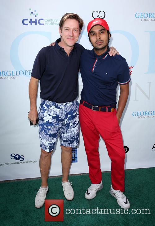 Kevin Rahm and Kunal Nayyar 1