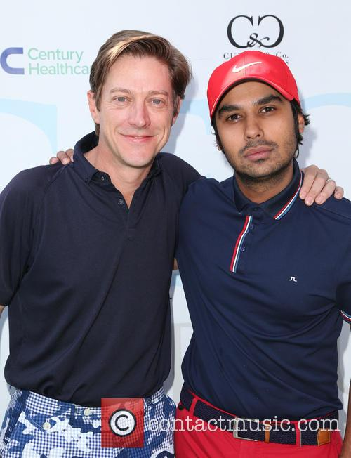 Kevin Rahm and Kunal Nayyar 2