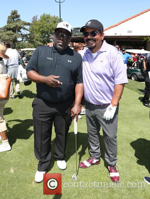 Cedric The Entertainer and George Lopez 10