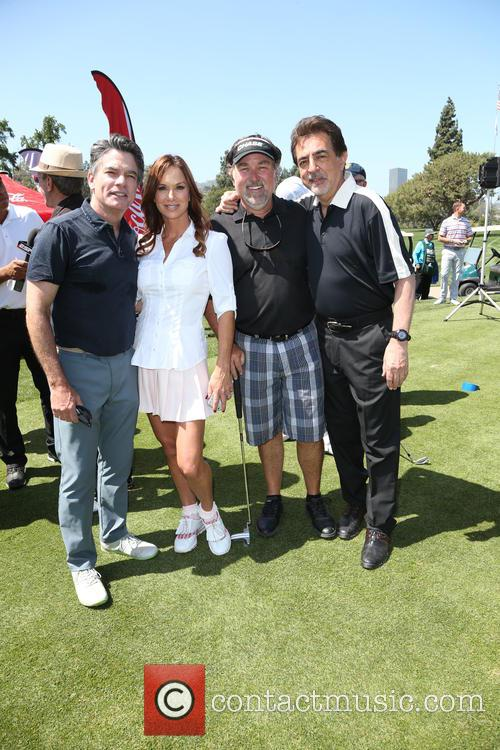 Peter Gallagher, Debbe Dunning, Richard Karn and Joe Mantegna 3