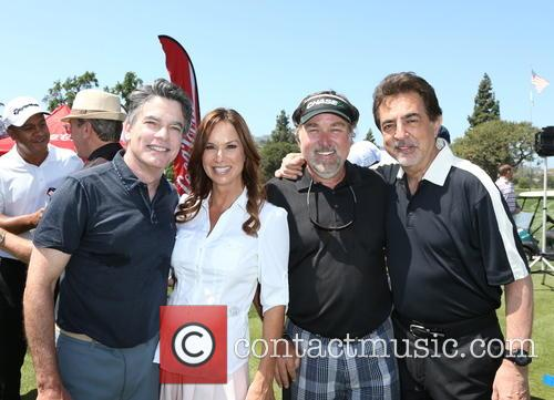 Peter Gallagher, Debbe Dunning, Richard Karn and Joe Mantegna 4