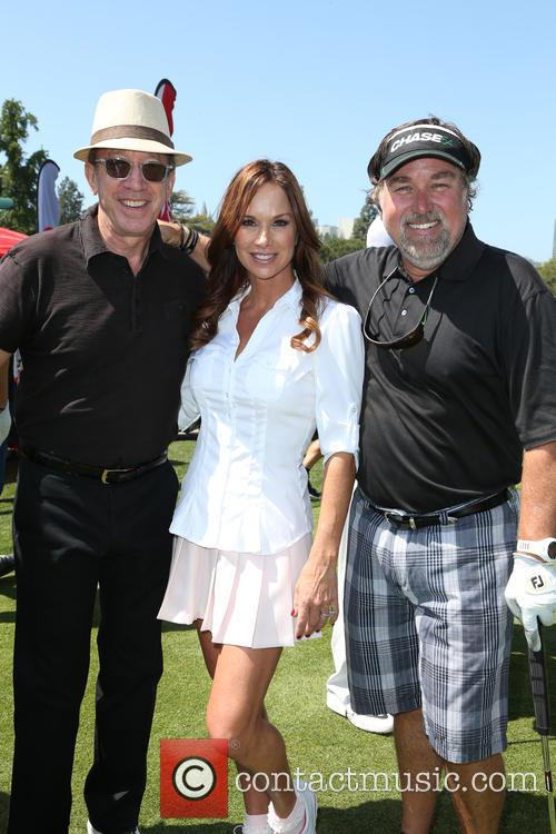 Tim Allen, Debbe Dunning and Richard Karn 10