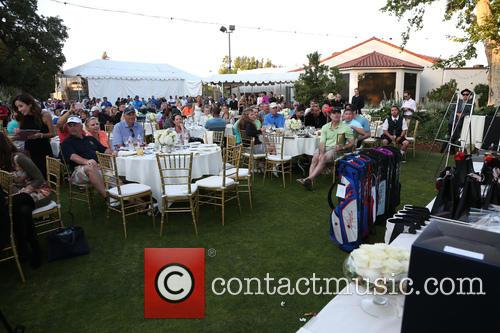 The Ninth Annual George Lopez Celebrity Golf Classic...
