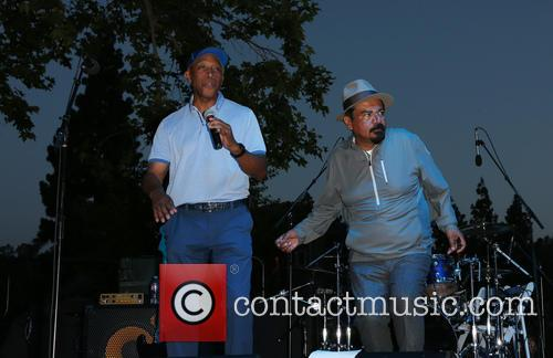 Jeffrey Osborne and George Lopez 2