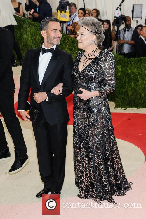 Marc Jacobs and Bette Midler 2