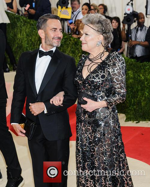 Marc Jacobs and Bette Midler 3