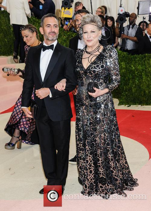 Marc Jacobs and Bette Midler 4