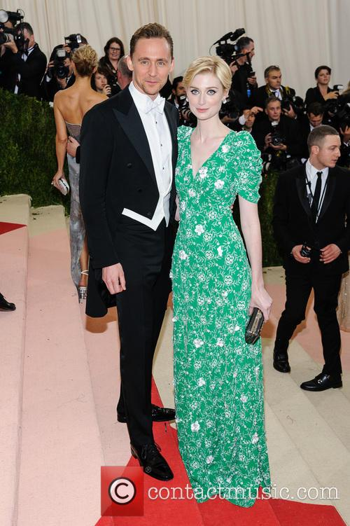 Tom Hiddleston and Elizabeth Debicki 2