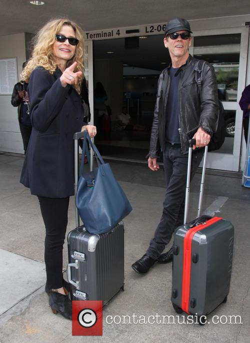 Kevin Bacon and Kyra Sedgwick 4