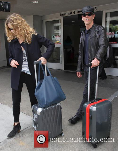 Kevin Bacon and Kyra Sedgwick 5