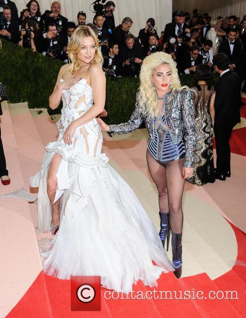 Lady Gaga and Kate Hudson 10