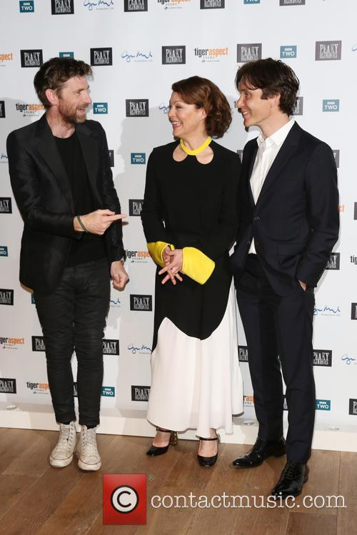 Paul Anderson, Helen Mccrory and Cillian Murphy 5