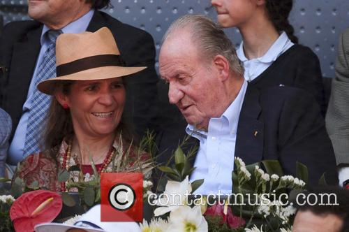 Rafael Nadal, Spain Juan Carlos and Princess Elena De Borbon 3