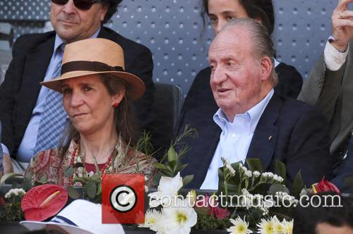 Rafael Nadal, Spain Juan Carlos and Princess Elena De Borbon 4