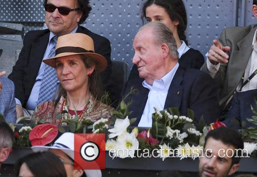 Rafael Nadal, Spain Juan Carlos and Princess Elena De Borbon 5