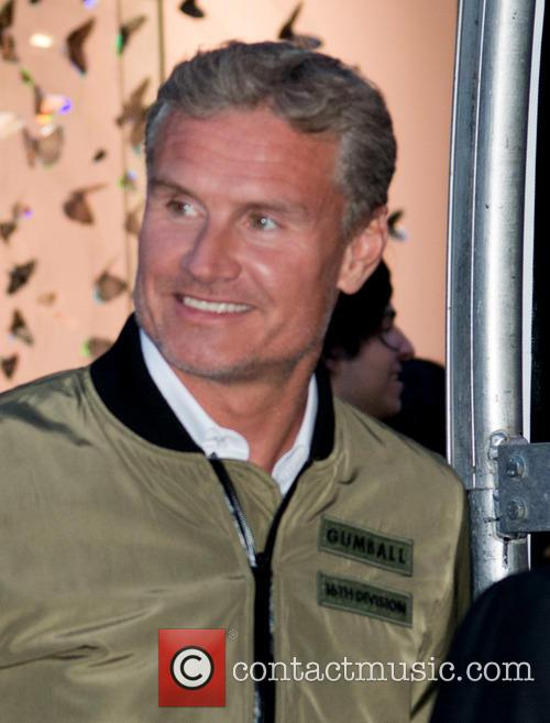 Gumball and David Coulthard 11