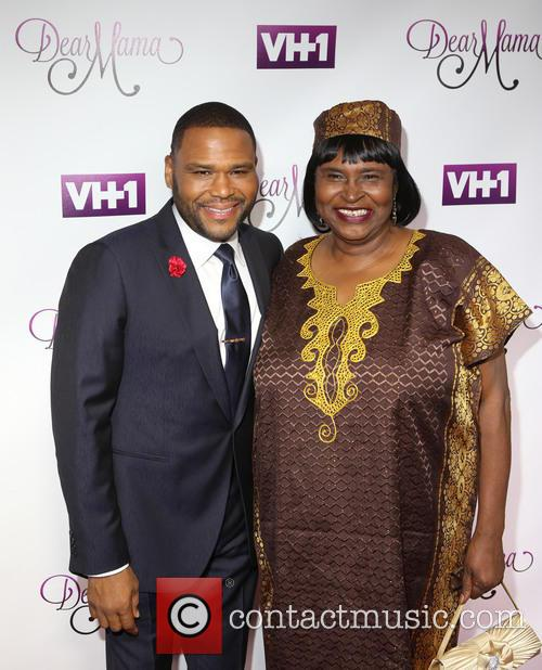 Anthony Anderson and Doris Bowman