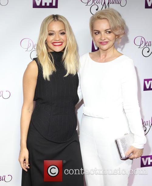 Rita Ora and Vera Sahatciu 4