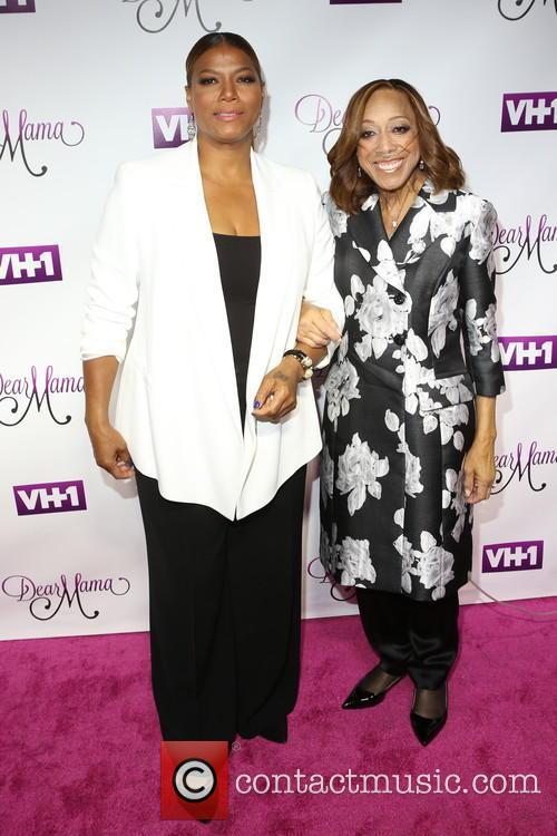 Queen Latifah and Rita Owens 3