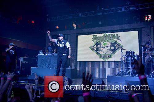 Cypress Hill, Sen Dog and B-real 3